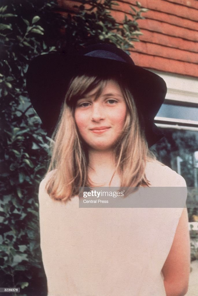 Lady Diana Spencer (1961 - 1997), later the wife of Prince Charles, during a summer holiday in Itchenor, West Sussex.