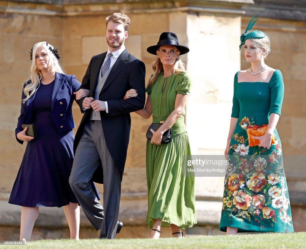 Prince Harry Marries Ms. Meghan Markle - Windsor Castle : ニュース写真