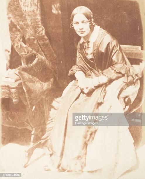 Lady Elizabeth Eastlake [] 184347 Artist David Octavius Hill Robert Adamson Hill Adamson