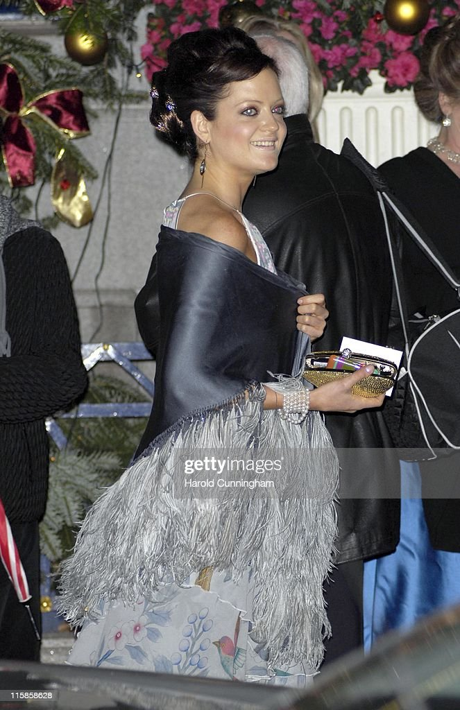 HRH The Queen's 80th Birthday Party - Arrivals - December 5, 2006