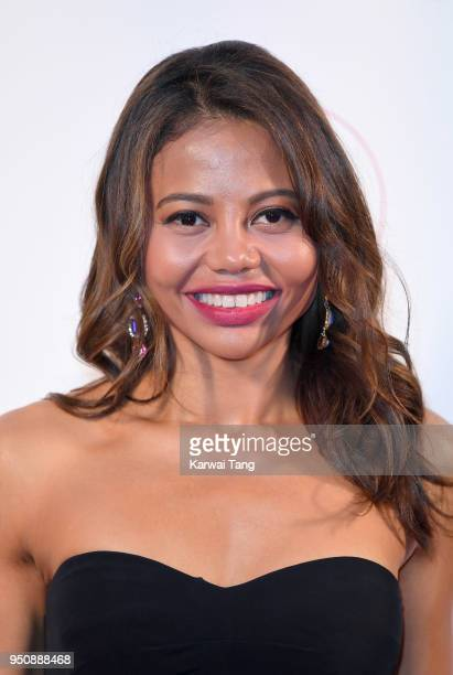 Lady Emma Thynn Viscountess Weymouth attends The Nelson Mandela Global Gift Gala at Rosewood London on April 24 2018 in London England