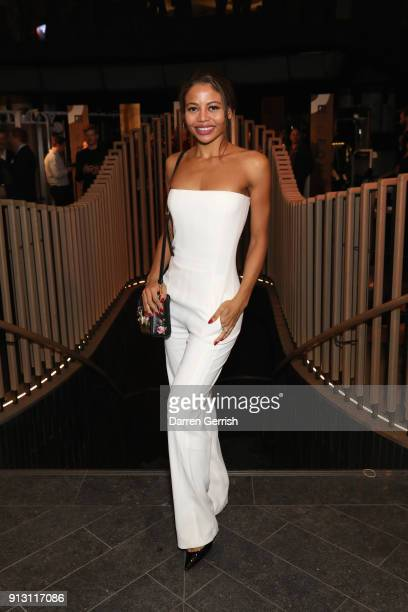 Lady Emma Weymouth attends the E by Equinox launch event at St James's Palace on February 1 2018 in London England