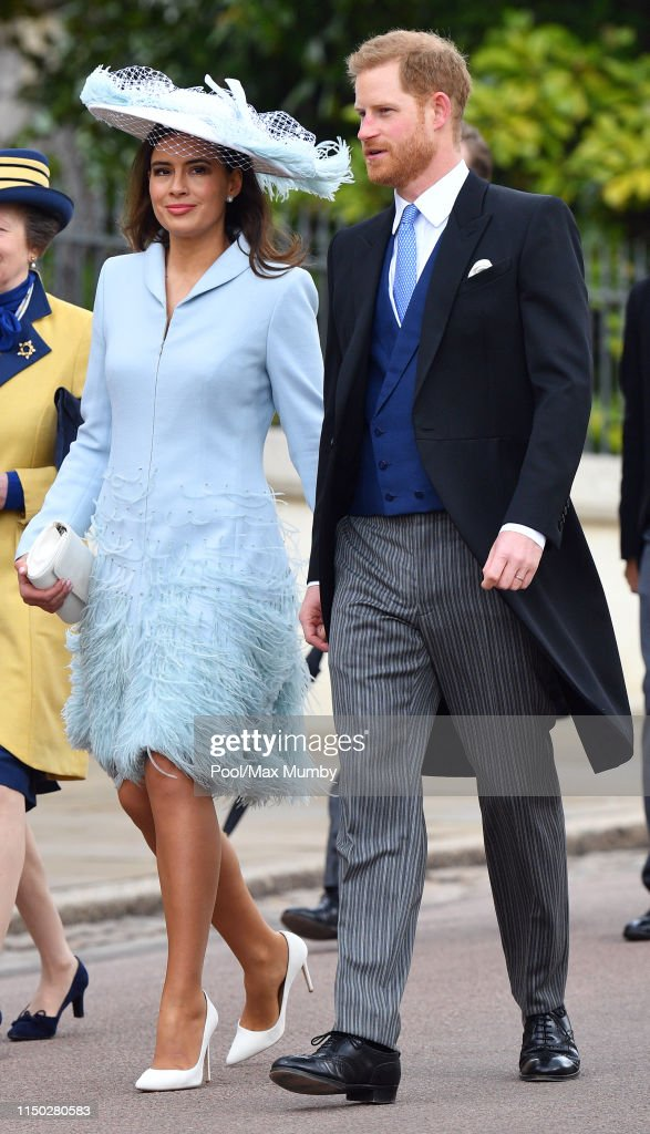 The Wedding Of Lady Gabriella Windsor And Mr Thomas Kingston : Foto di attualità