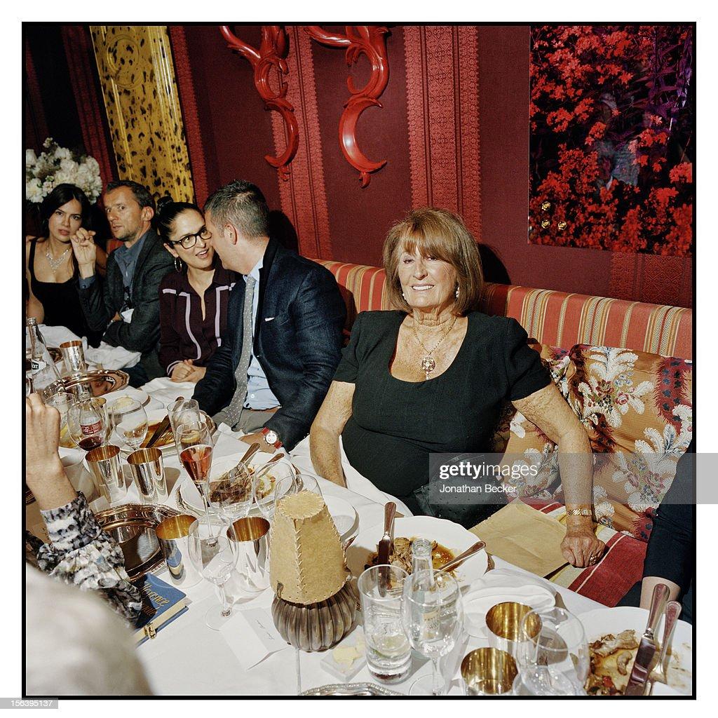 Loulou's, Vanity Fair, August 1, 2012