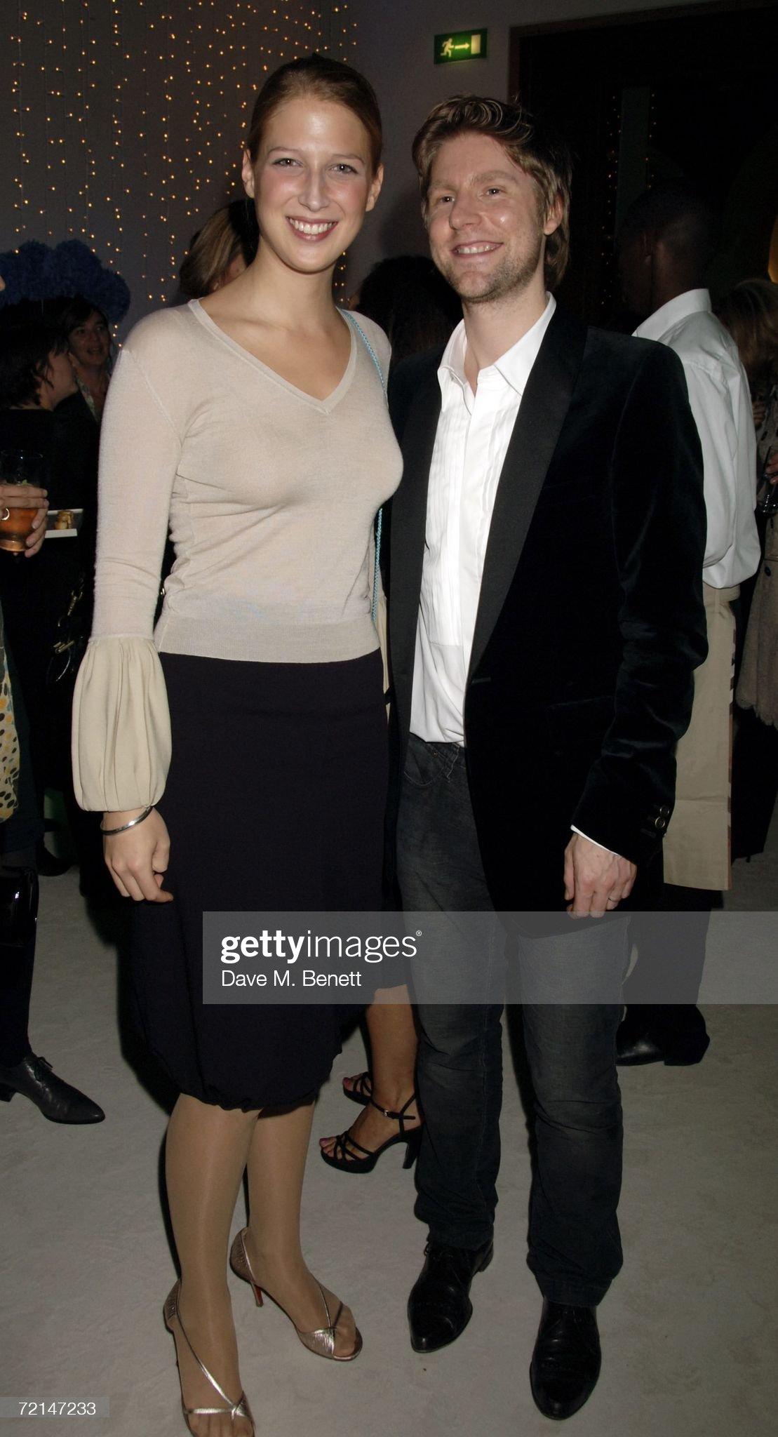 'David Hockney: Portraits' - VIP Private View : News Photo