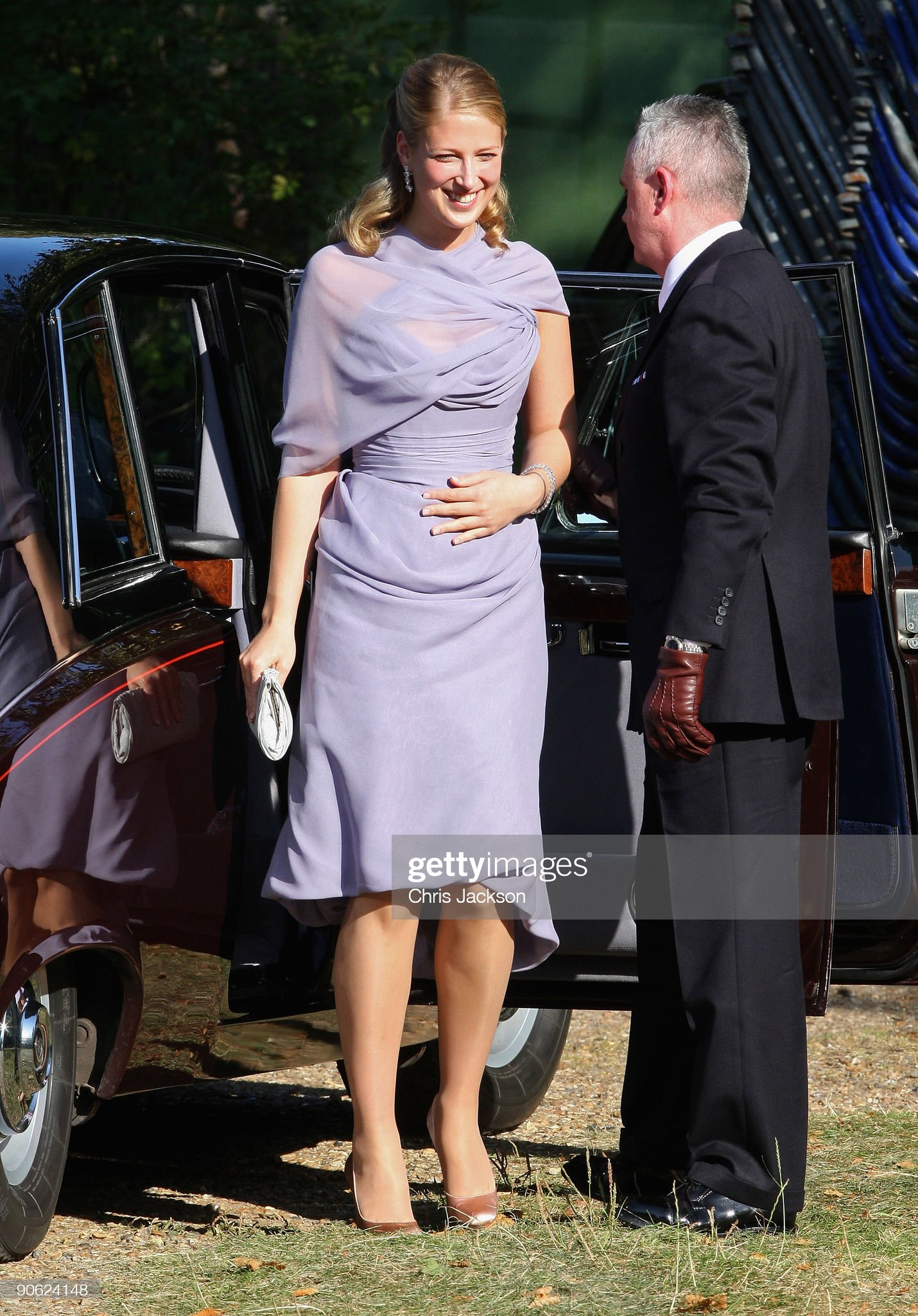 Lord Frederick Windsor & Sophie Winkleman Wedding : News Photo