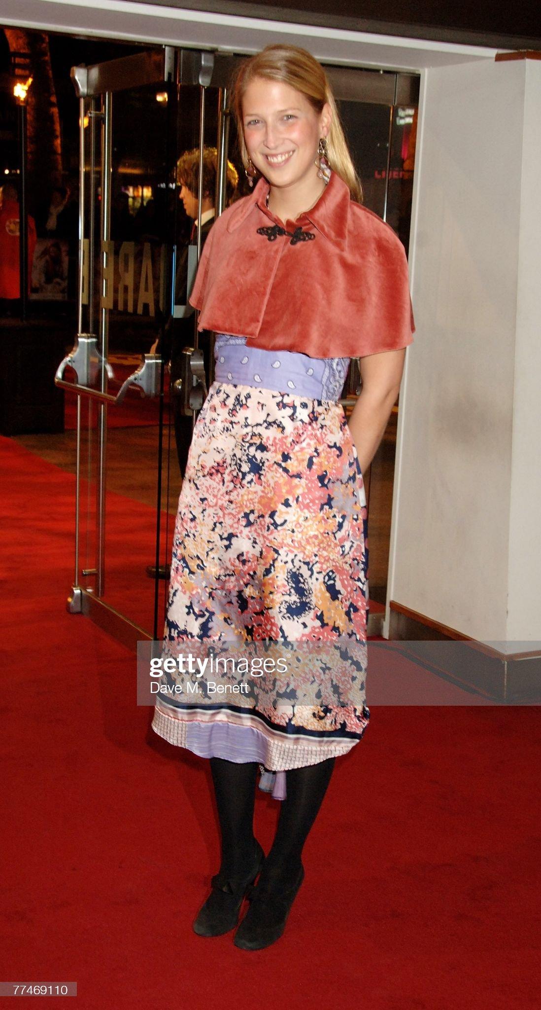 Elizabeth: The Golden Age - UK Film Premiere - Arrivals : News Photo