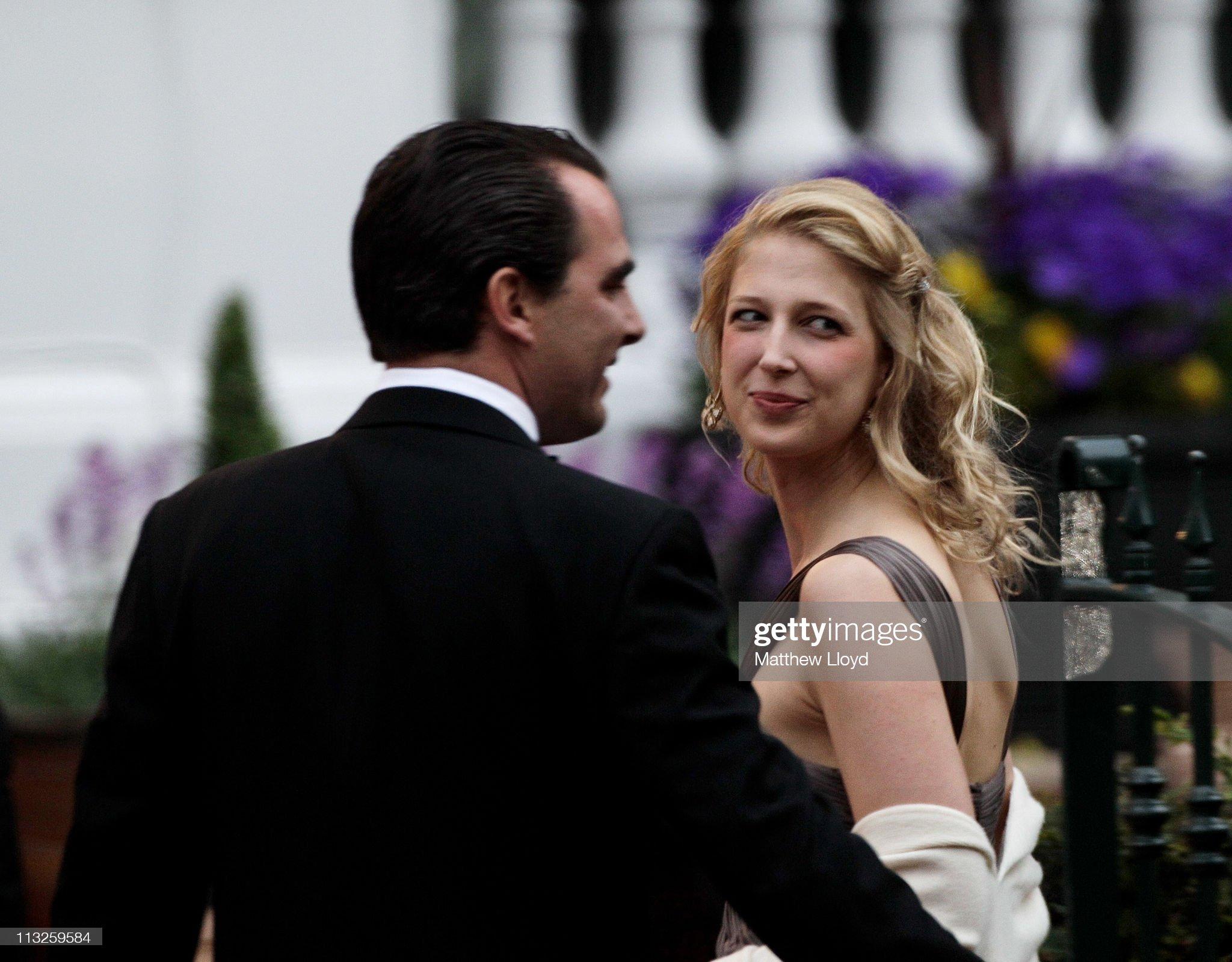 Royal Wedding - Pre-Wedding Dinner : News Photo