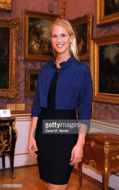Lady Gabriella Windsor attends the launch of Cabana x Carolina Herrera Tabletop collaboration at the The Wallace Collection on September 16, 2019 in...