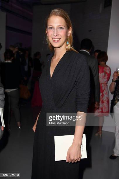 Lady Gabriella Windsor attends the launch party for Elephants Family 'In Giants Footsteps' at Victoria House on June 5 2014 in London England