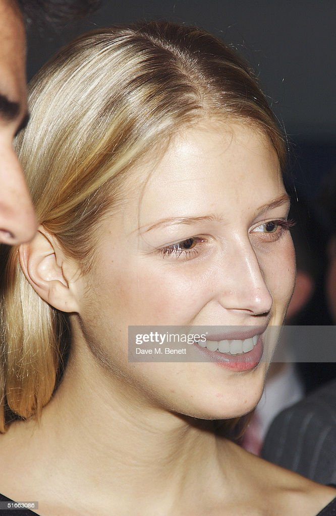 Lady Gabriella Windsor attends the party celebrating the launch of Tom Parker-Bowles new book ' E Is For Eating' at Kensington Place on November 3, 2004 in London. Subtitled 'An Alphabet Of Greed', book focuses on unusual subjects including 'c is for cannibalism' and 'i is for insects'.