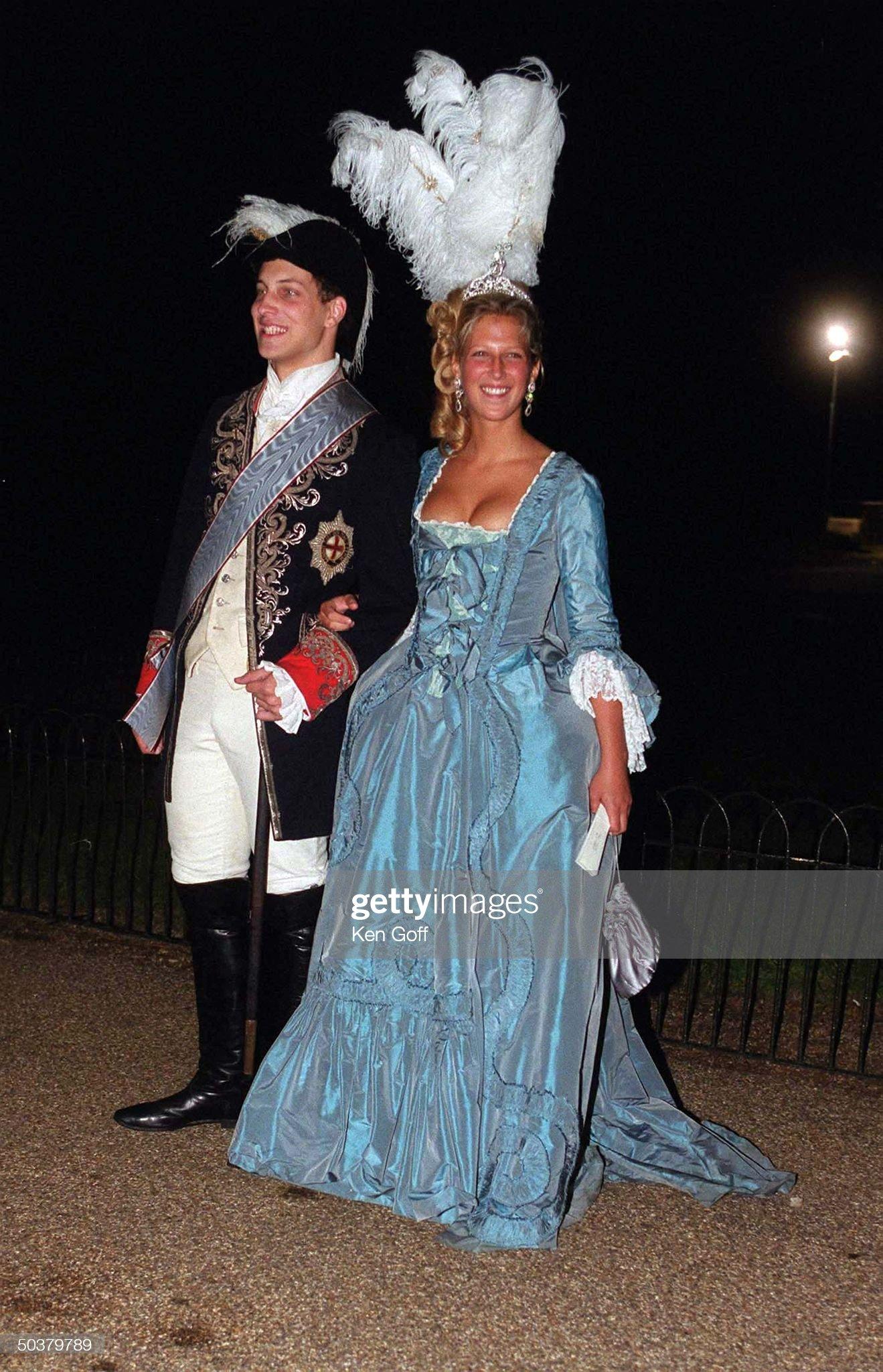 Frederick Windsor Kent [RF: England RF];Gabriella Windsor Kent [RF: England RF] : News Photo