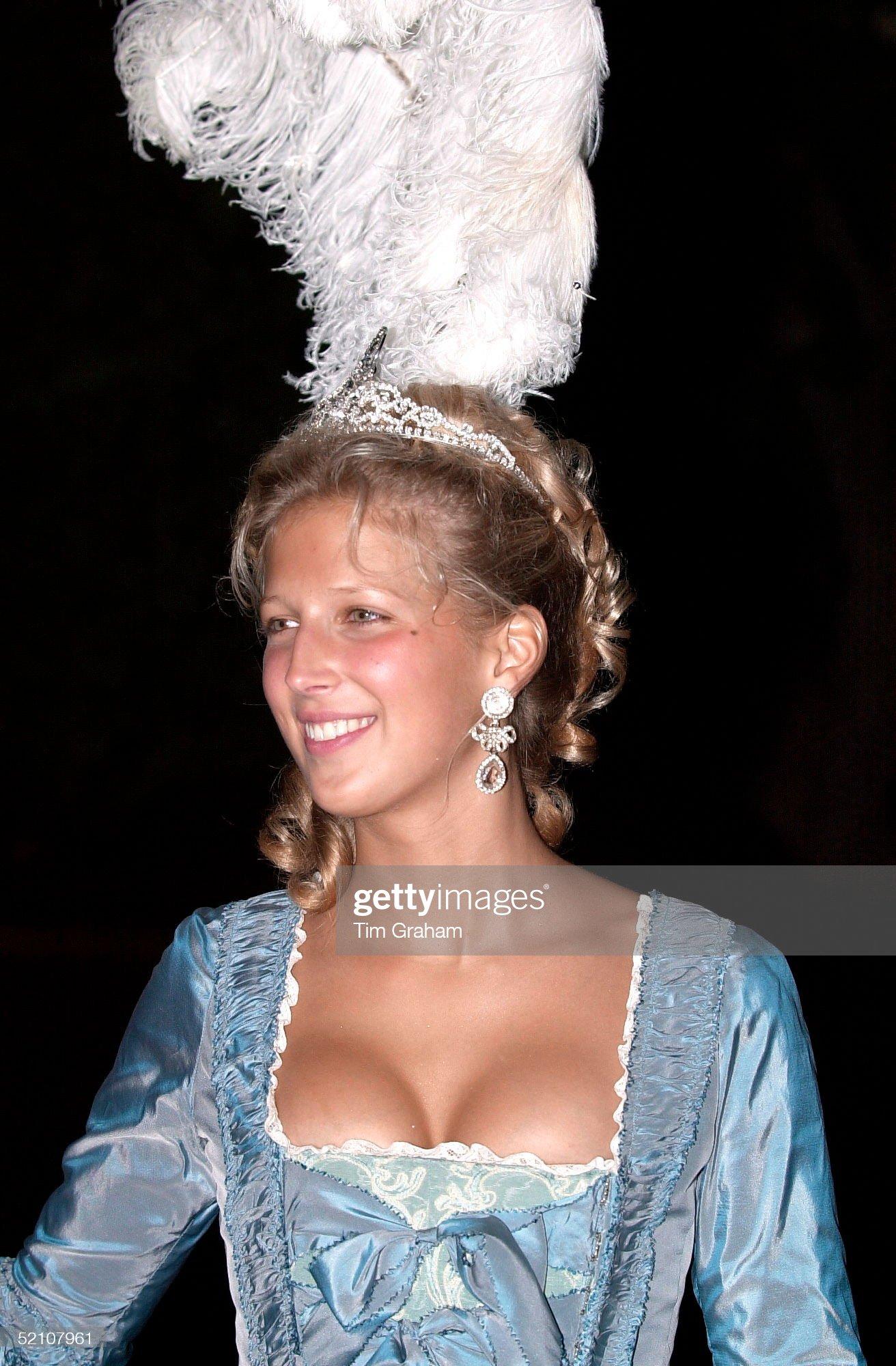 Lady Gabriella Windsor At Costume Ball : News Photo