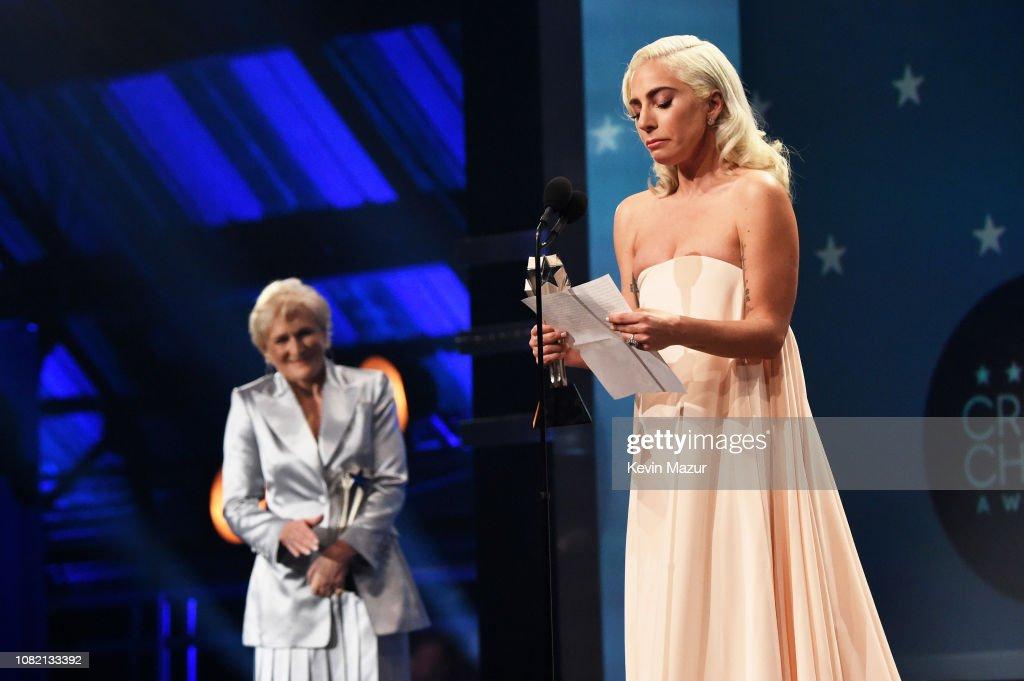 The 24th Annual Critics' Choice Awards - Inside : News Photo