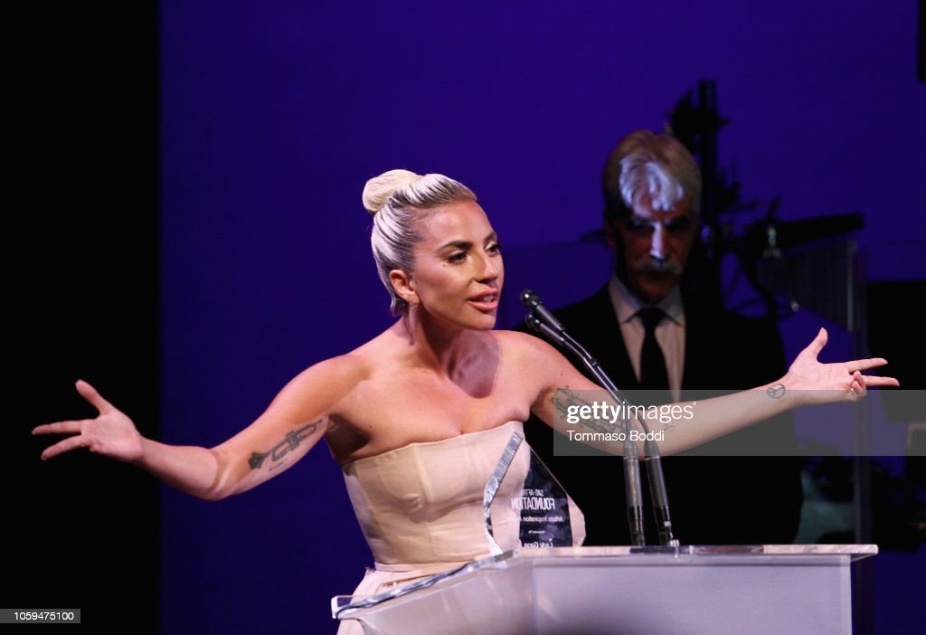 SAG-AFTRA Foundation's 3rd Annual Patron of the Artists Awards : News Photo