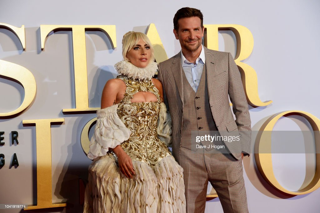'A Star Is Born' UK Premiere - VIP Arrivals : News Photo