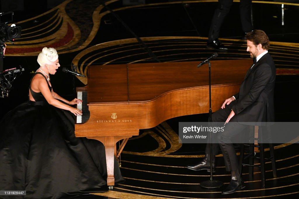 91st Annual Academy Awards - Show : News Photo