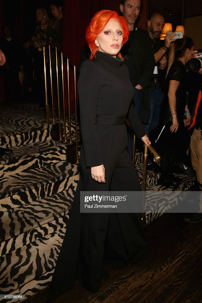 Brandon Maxwell - Front Row & Backstage - Fall 2016 New York Fashion Week