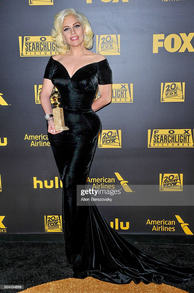 Fox And FX's 2016 Golden Globe Awards Party - Arrivals : News Photo