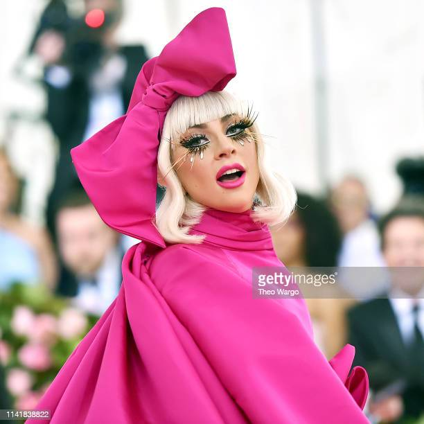 Lady Gaga attends The 2019 Met Gala Celebrating Camp: Notes on Fashionat Metropolitan Museum of Art on May 06, 2019 in New York City.