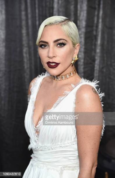 Lady Gaga attends the 25th Annual Screen Actors Guild Awards at The Shrine Auditorium on January 27 2019 in Los Angeles California 480595