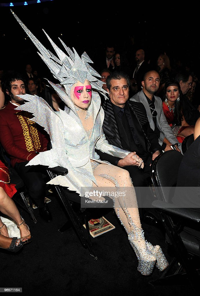 The 52nd Annual GRAMMY Awards - Backstage and Audience : News Photo
