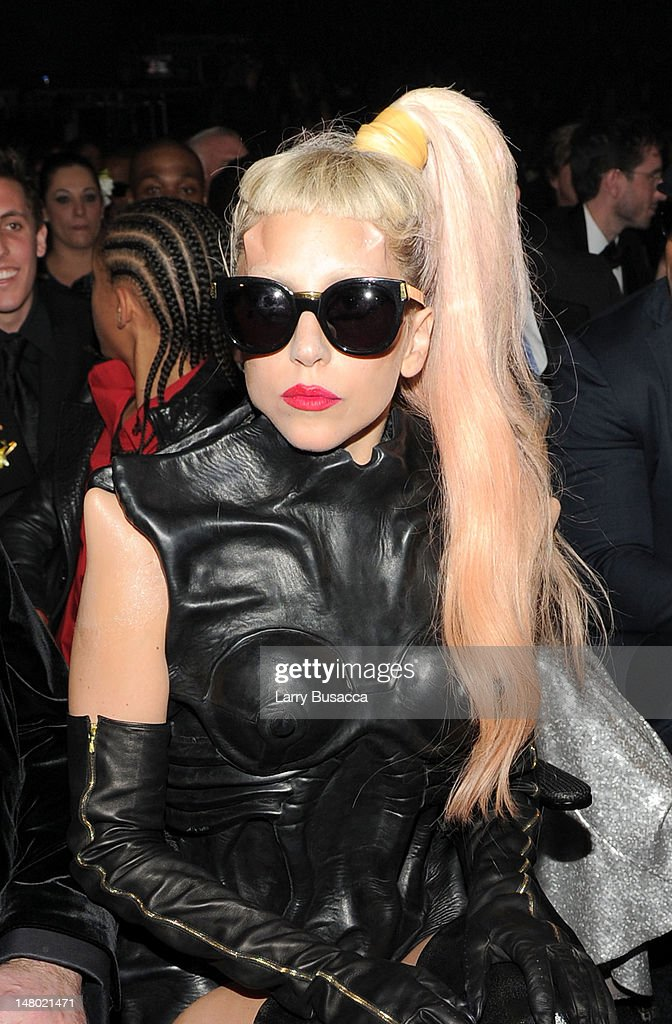 Lady Gaga attends The 53rd Annual GRAMMY Awards held at Staples Center on February 13, 2011 in Los Angeles, California.
