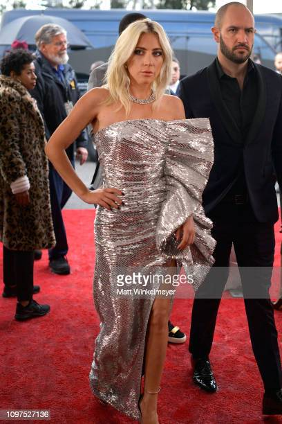 Lady Gaga attends the 61st Annual GRAMMY Awards at Staples Center on February 10, 2019 in Los Angeles, California.