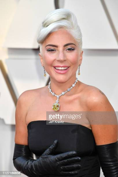 Lady Gaga attends the 91st Annual Academy Awards at Hollywood and Highland on February 24, 2019 in Hollywood, California.