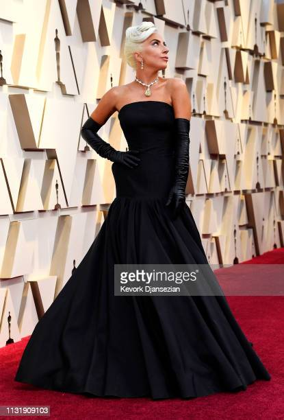 Lady Gaga attends the 91st Annual Academy Awards at Hollywood and Highland on February 24 2019 in Hollywood California