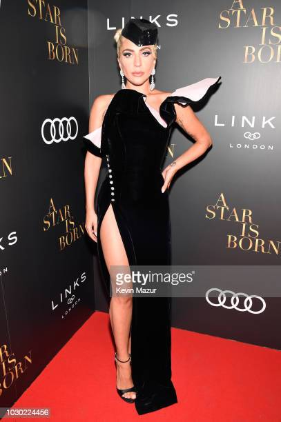 Lady Gaga attends the 'A Star Is Born' premiere after party during 2018 Toronto International Film Festival at Masonic Temple on September 9 2018 in...