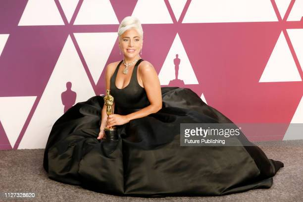 Shallow A Star Is Born 91st Annual Academy Awards press room at the Dolby Theater in Hollywood California on February 24 2019