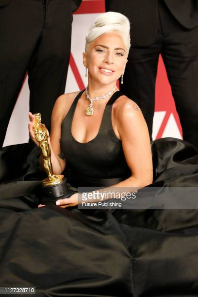 'Shallow' A Star Is Born 91st Annual Academy Awards press room at the Dolby Theater in Hollywood California on February 24 2019
