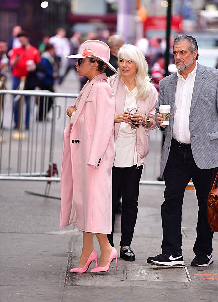 Good Morning Madam In German : Celebrity sightings in new york city october