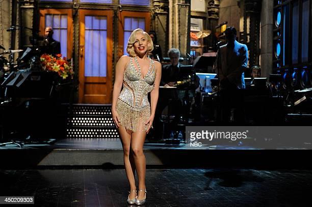 LIVE 'Lady Gaga' Episode 1647 Pictured Lady Gaga