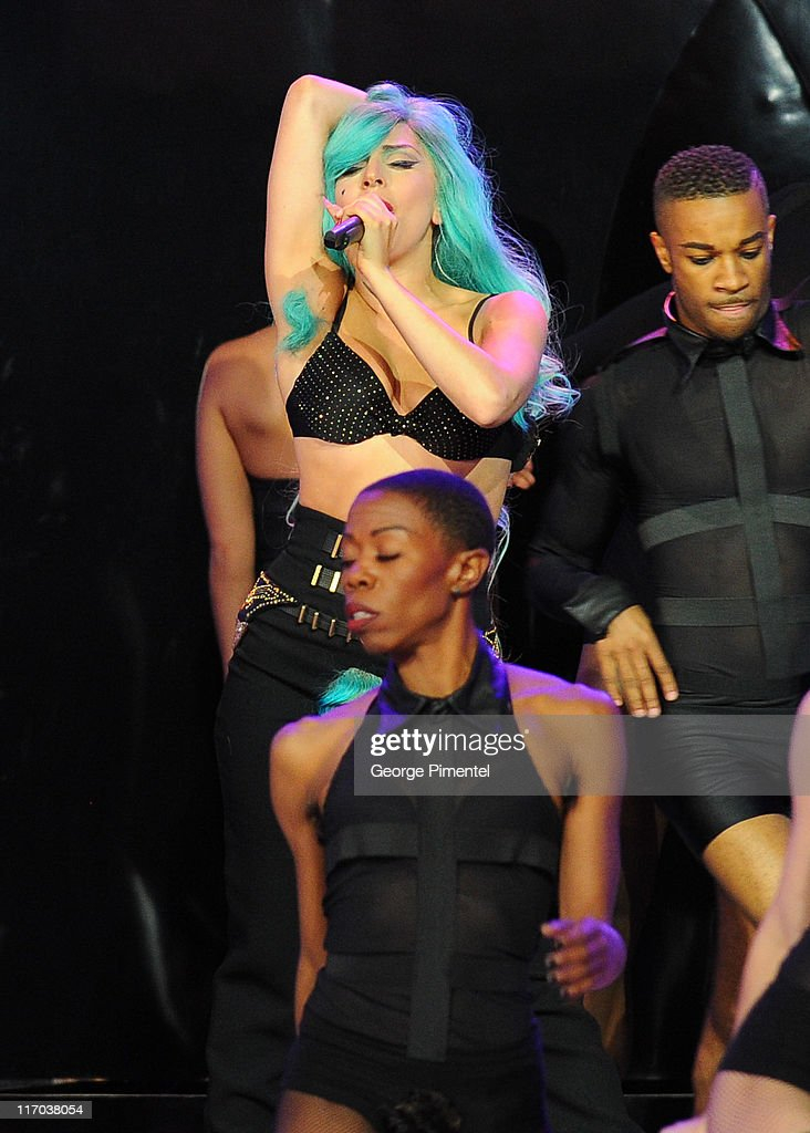 22nd Annual MuchMusic Video Awards - Show : News Photo