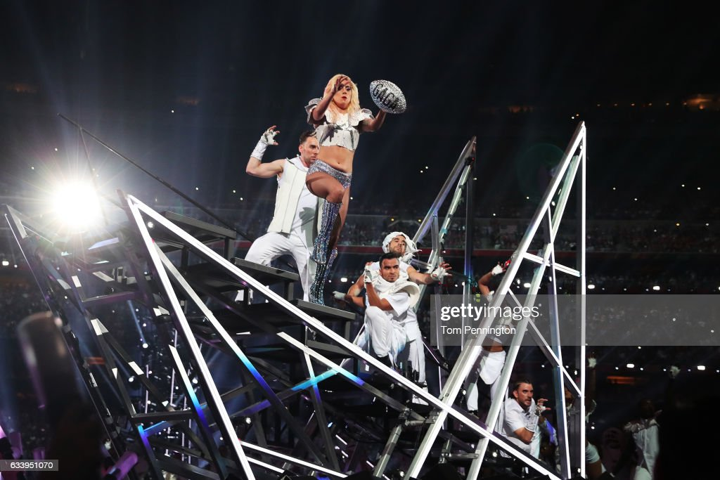 Pepsi Zero Sugar Super Bowl LI Halftime Show : News Photo