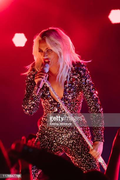 Lady Gaga performs onstage at the 61st annual GRAMMY Awards at Staples Center on February 10 2019 in Los Angeles California