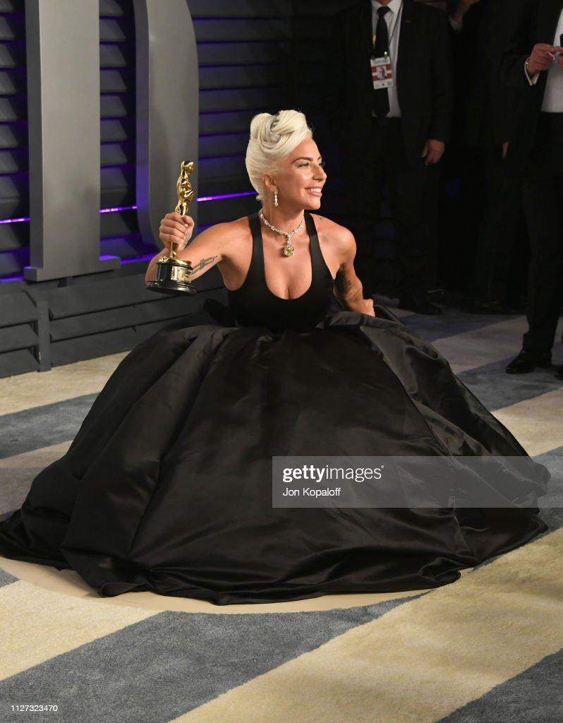 2019 Vanity Fair Oscar Party Hosted By Radhika Jones - Arrivals : ニュース写真