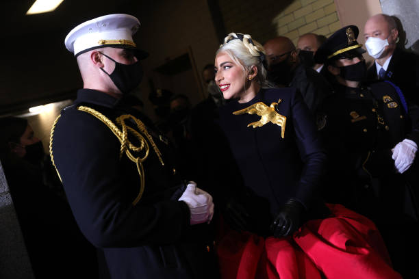 DC: Celebrities Participate In U.S. Inaugural Ceremonies For President Joseph Biden