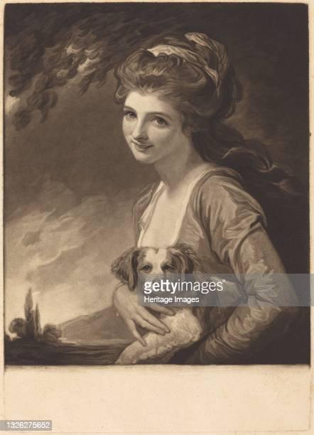 Lady Hamilton as Nature, published 1784. Artist John Raphael Smith.