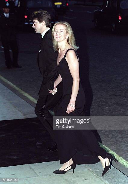 Lady Helen Taylor And Her Husband Tim At The Tate Gallery For A Gala To Celebrate The Tate's 100th Birthday