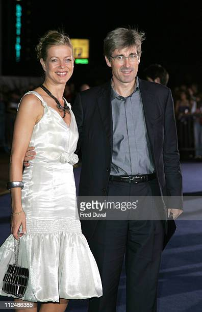 Lady Helen Taylor and Tim Taylor during London Fashion Week Spring/Summer 2007 Emporio Armani One Night Only Arrivals at Earls Court in London Great...