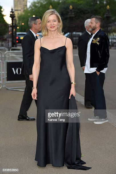 Lady Helen Taylor arrives for the Gala to celebrate the Vogue 100 Festival at Kensington Gardens on May 23 2016 in London England