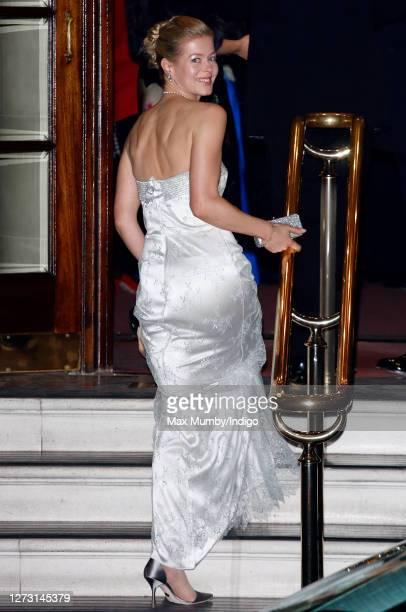 Lady Helen Taylor attends a party to celebrate Queen Elizabeth II's 80th birthday at the Ritz Hotel on December 5, 2006 in London, England.