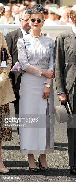 Lady Helen Taylor attends Day 4 of Royal Ascot at Ascot Racecourse on June 20 2014 in Ascot England