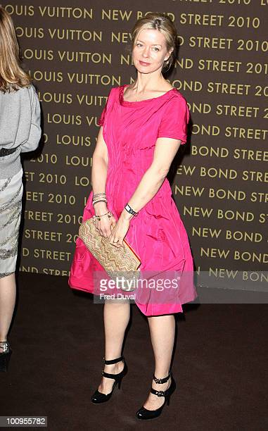 Lady Helen Taylor attends the after show party for Louis Vuitton New Bond Street Maison on May 25 2010 in London England