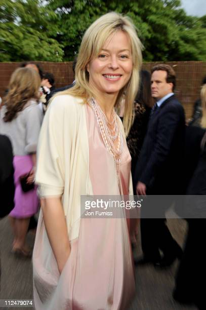 Lady Helen Taylor attends the annual summer party at The Serpentine Gallery on July 9 2009 in London England