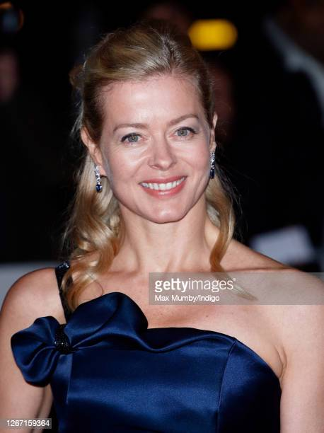 Lady Helen Taylor attends the Golden Age of Couture Gala at the Victoria & Albert Museum on September 18, 2007 in London, England.