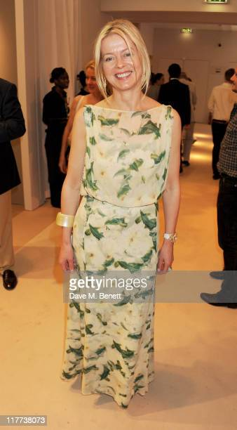 Lady Helen Taylor attends the Masterpiece Midsummer Party in aid of Clic Sargent at The Royal Hospital Chelsea on June 30 2011 in London England
